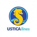 logo ustica lines